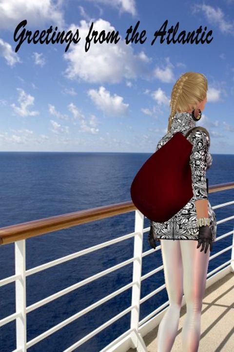 Sea Cruise PostCard