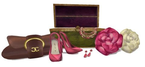P.C. accessories