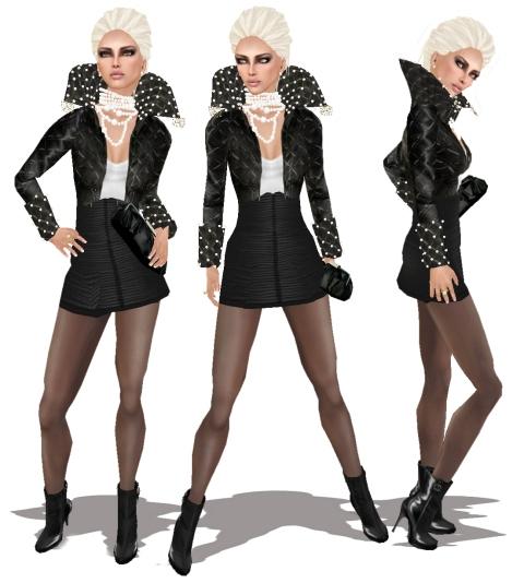 Mimikri-3 blackskirt